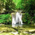 33 водопада. Природный заповедникв Лазаревском районе города Сочи.