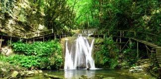 33 водопада. Лазаревское.