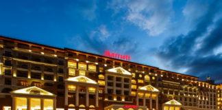 """Эсто-Садок (курорт Горки-Город). Отель Marriott в """"Нижнем Городе""""."""