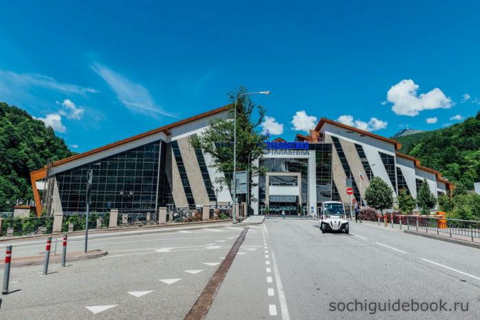 Здание развлекательного центра