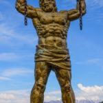 Статуя Прометея. Орлиные скалы. Хоста.